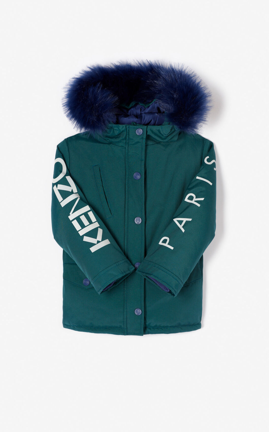 Parka 2 in 1 'Crazy Jungle' | Kenzo